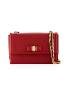 Salvatore Ferragamo Medium Ginny Shoulder Bag