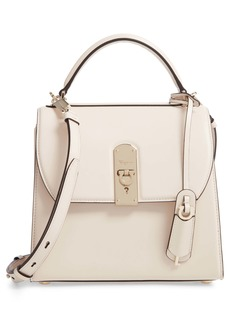 Salvatore Ferragamo Medium Leather Top Handle Bag
