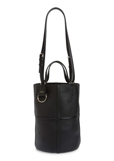 Salvatore Ferragamo Medium North/South Leather Tote