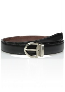 SALVATORE FERRAGAMO Men's 671043 Reversible Belt