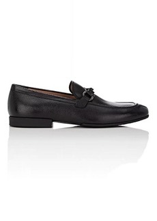 Salvatore Ferragamo Men's Barry Textured Leather Loafers