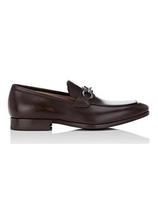 Salvatore Ferragamo Men's Benford Leather Loafers