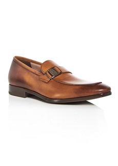 Salvatore Ferragamo Men's Benson Leather Loafers