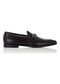 Salvatore Ferragamo Men's Boy Leather Loafers