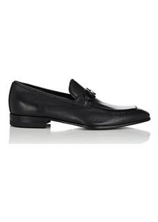 Salvatore Ferragamo Men's Cremona Leather Loafers