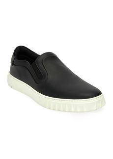 Salvatore Ferragamo Men's Cruise Slip-On Skater Sneaker