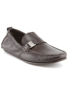 Salvatore Ferragamo Men's Denso Leather Loafer