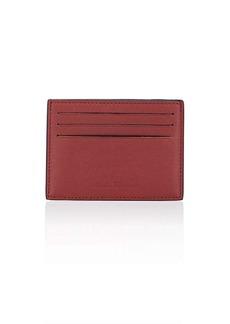 Salvatore Ferragamo Men's Flat Card Case - Red