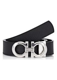 Salvatore Ferragamo Men's Leather Reversible Belt