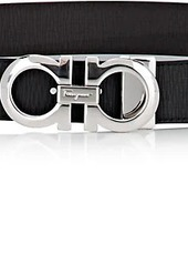Salvatore Ferragamo Men's Leather Reversible Belt