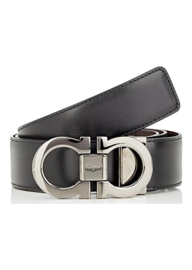 3dd8118272 Ferragamo Salvatore Ferragamo Men s Reversible Leather Belt