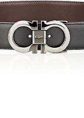 Salvatore Ferragamo Men's Reversible Leather Belt