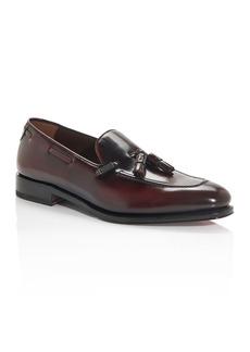 Salvatore Ferragamo Men's Rossanoreal Apron Toe Loafers