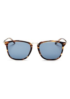 Salvatore Ferragamo Men's Square Sunglasses, 54 mm