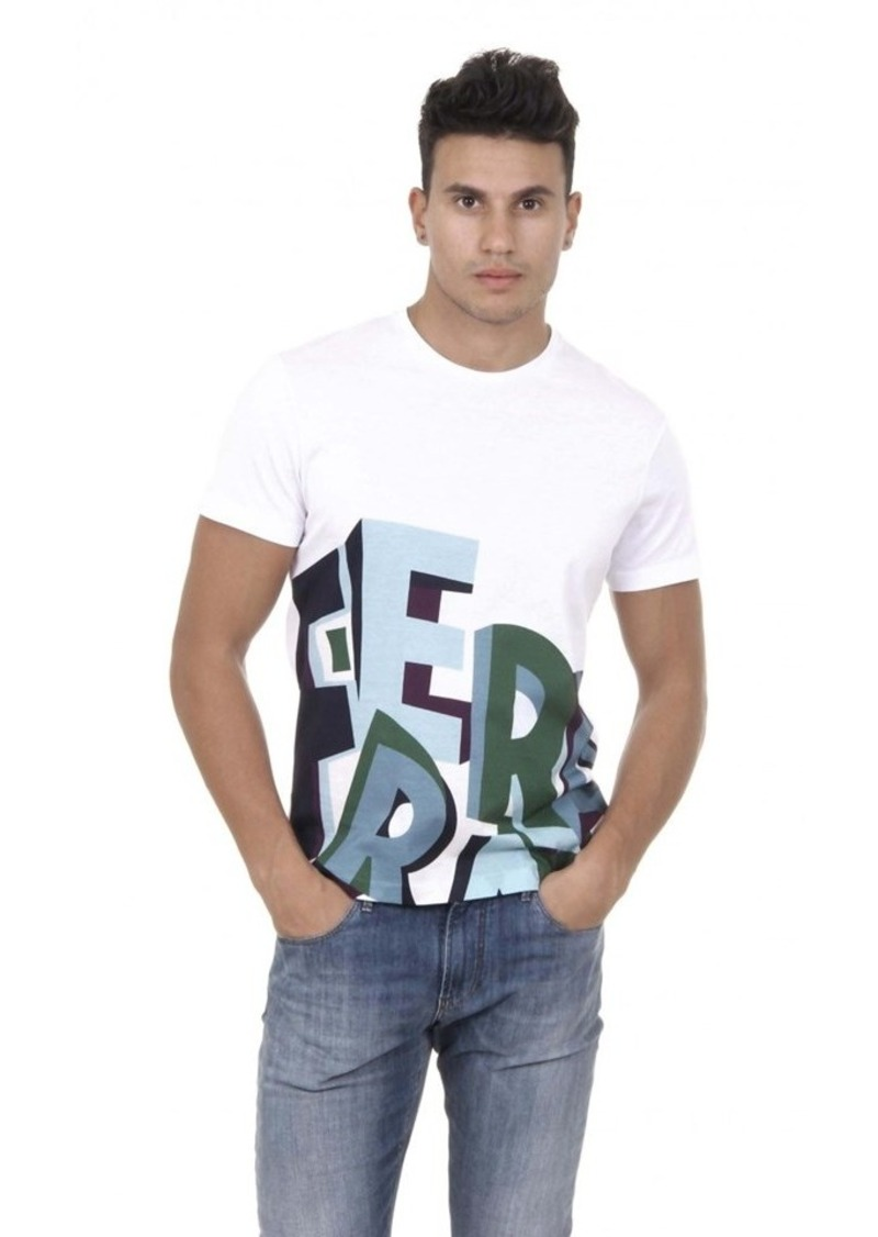 Salvatore Ferragamo Mens T-Shirt