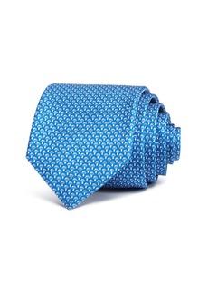 Salvatore Ferragamo Mushrooms Silk Classic Tie
