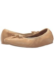 Ferragamo Nappa Flex Ballerina Flat