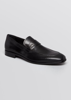Salvatore Ferragamo Paros Leather Loafers