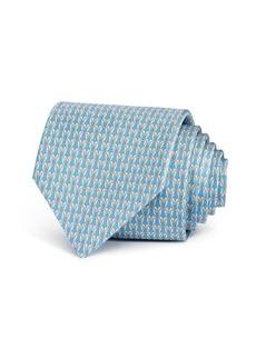 Salvatore Ferragamo Penguins Silk Classic Tie
