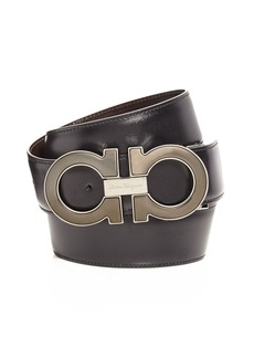 Salvatore Ferragamo Men's Reversible Belt