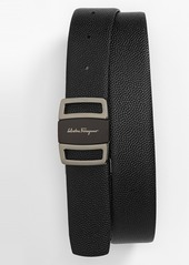 Salvatore Ferragamo Belt & Driving Shoe
