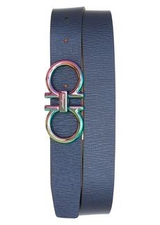 Salvatore Ferragamo Leather Belt