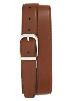 Salvatore Ferragamo Reversible Leather Belt