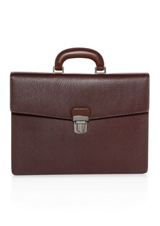 Salvatore Ferragamo Revival 3.0 Leather Briefcase