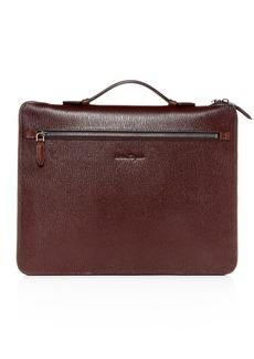 Salvatore Ferragamo Revival 3.0 Leather Portfolio