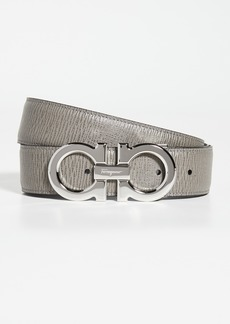 Salvatore Ferragamo Revival Adjustable & Reversible Belt