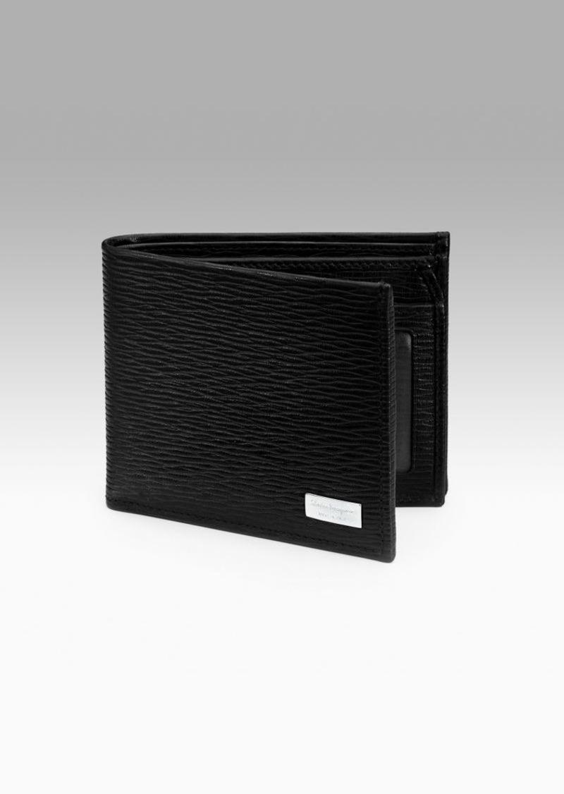 Ferragamo Revival Bi-Fold Wallet