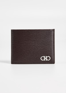 Salvatore Ferragamo US Bifold with Contrast Interior