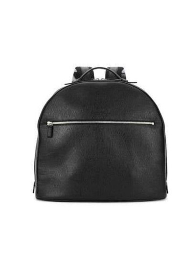 Ferragamo Salvatore Ferragamo Revival Leather Backpack  3e04d8f44cf94