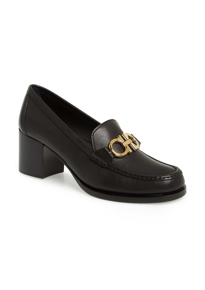 Salvatore Ferragamo Rolo Bit Loafer (Women)