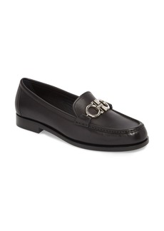 Salvatore Ferragamo Rolo Reversible Bit Loafer (Women)