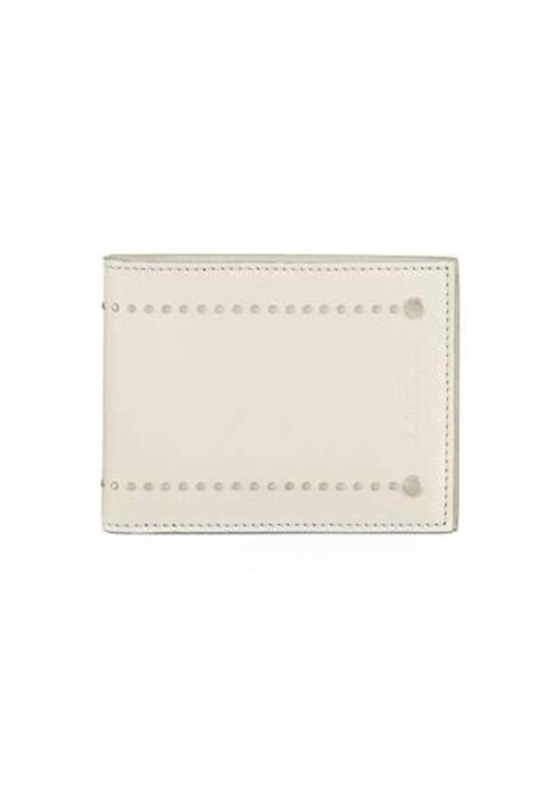 e464976e133 Ferragamo Salvatore Ferragamo Runway Micro-Stud Bi-Fold Wallet   Bags