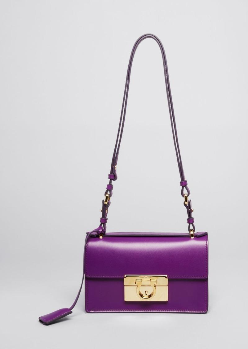 93e401f54b37 Ferragamo Salvatore Ferragamo Shoulder Bag - Aileen Mini