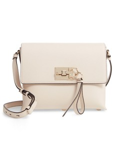 Salvatore Ferragamo Small The Studio Leather Crossbody Bag