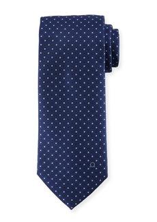 Ferragamo Square Silk Tie