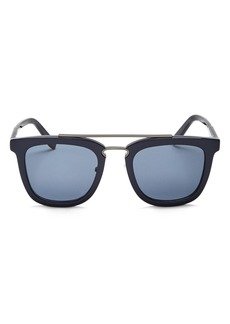 Salvatore Ferragamo Men's Square Sunglasses, 52mm