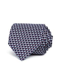 Salvatore Ferragamo Swans Classic Tie