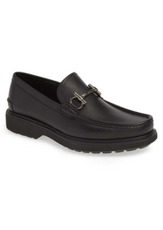 Salvatore Ferragamo Taro Bit Loafer (Men)