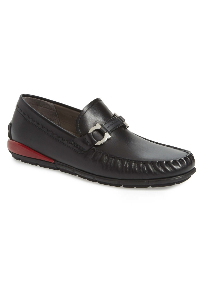 Salvatore Ferragamo Tasby Driving Shoe (Men)