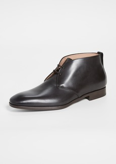 Salvatore Ferragamo Teodoro Dress Chukka Boots
