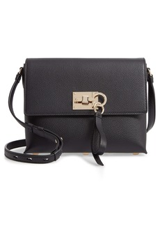 Salvatore Ferragamo The Studio Piccolo Leather Crossbody Bag