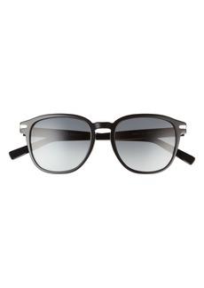 Salvatore Ferragamo Timeless 53mm Rectangular Sunglasses