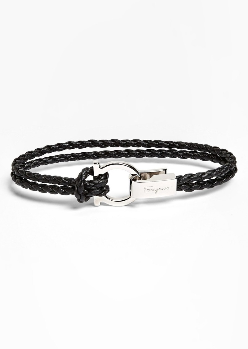 Salvatore Ferragamo 'Trecc' Bracelet