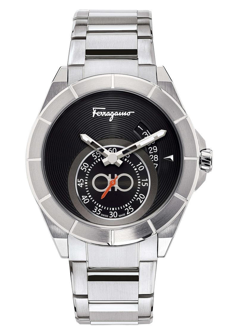 Salvatore Ferragamo Urban Bracelet Watch, 43mm