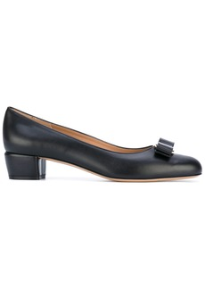 Salvatore Ferragamo Vara bow pumps - Black