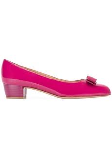 Salvatore Ferragamo 'Vara' pumps - Pink & Purple